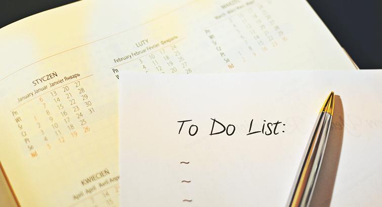 Emprendedires To Do List