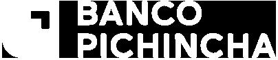 Banco Pichincha Logo Blanco